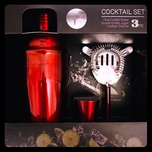 🆕 CORE 3 PC COCKTAIL SET
